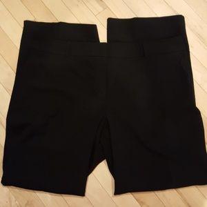 Ann Taylor Pants - Ann Taylor Curvy Black Pants